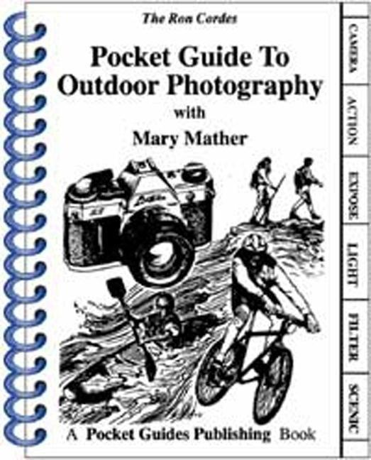 Pocket Guide to Outdoor Photography als Taschenbuch