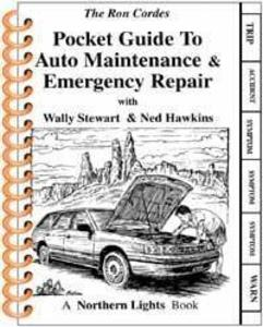 Pocket Guide to Auto Maintenance & Emergency Repair als Taschenbuch