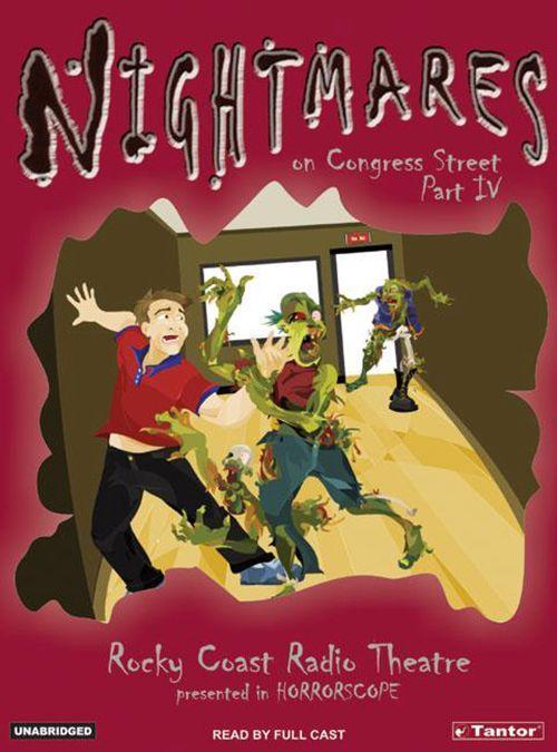 Nightmares on Congress Street, Part IV als Hörbuch