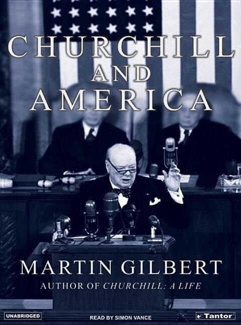 Churchill and America als Hörbuch