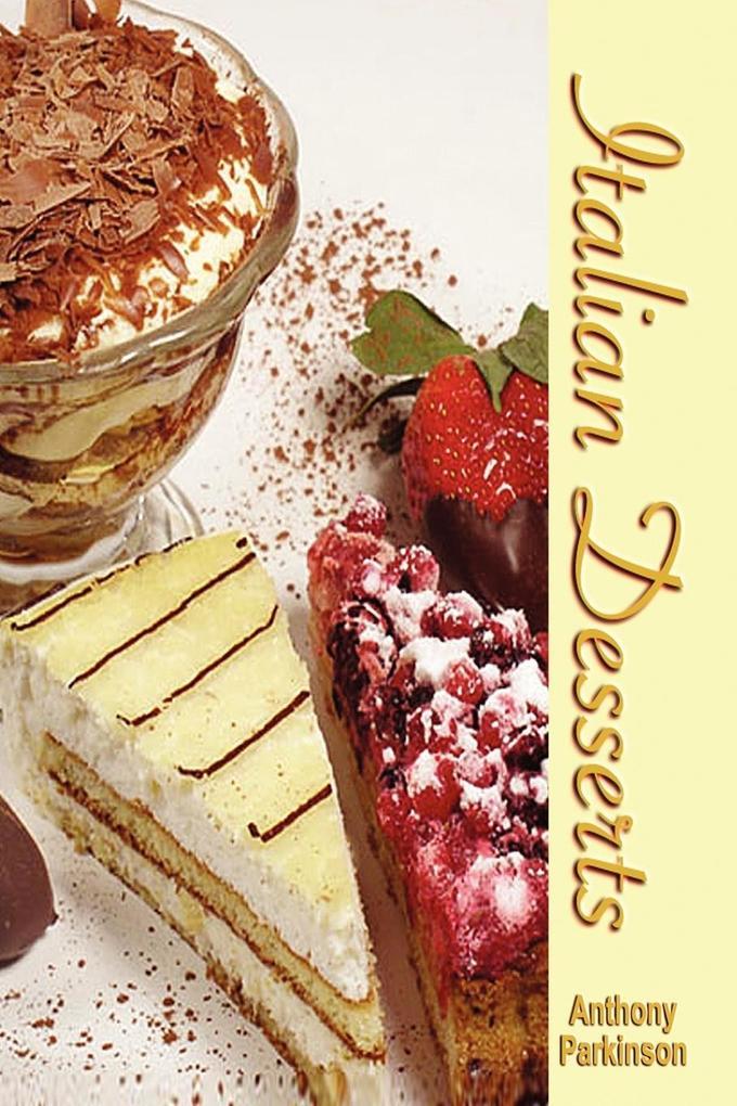 Italian Desserts als Taschenbuch