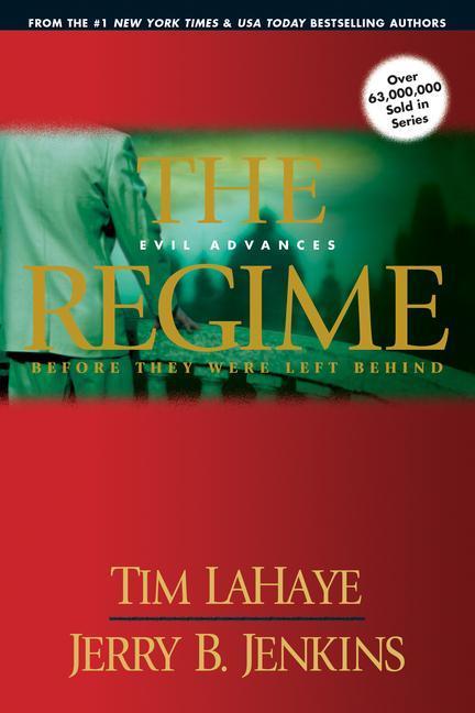 The Regime: Evil Advances als Taschenbuch