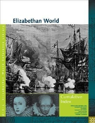 Elizabethan World Reference Library Cumulative Index als Taschenbuch