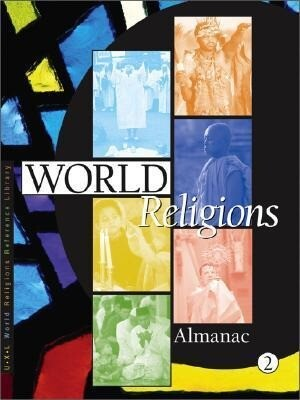 World Relgions Reference Library: Almanac als Buch