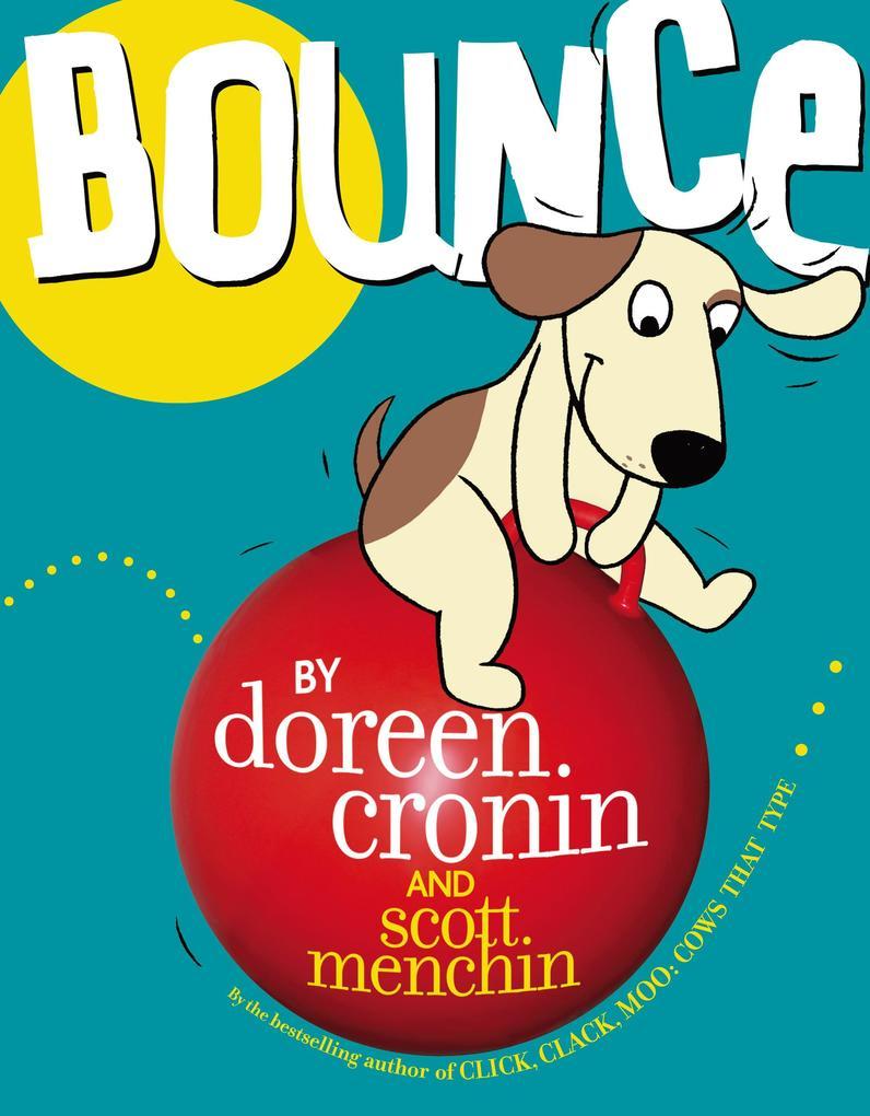 Bounce als Buch