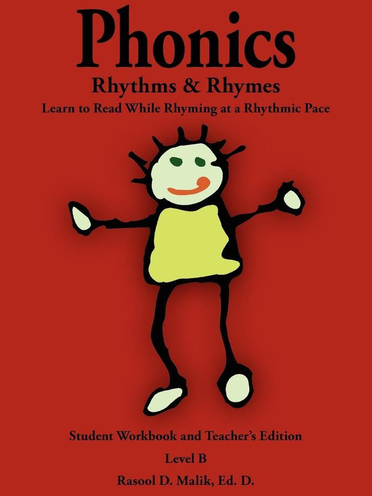 Phonics, Rhythms, and Rhymes-Level B als Taschenbuch