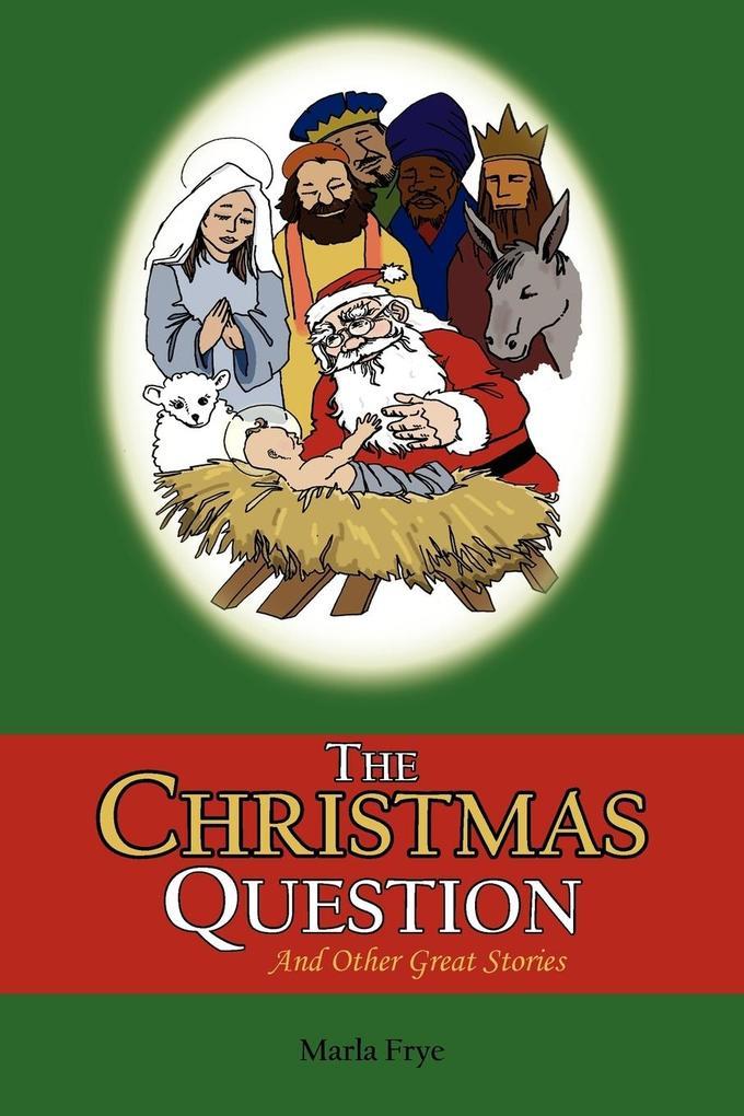 The Christmas Question als Taschenbuch
