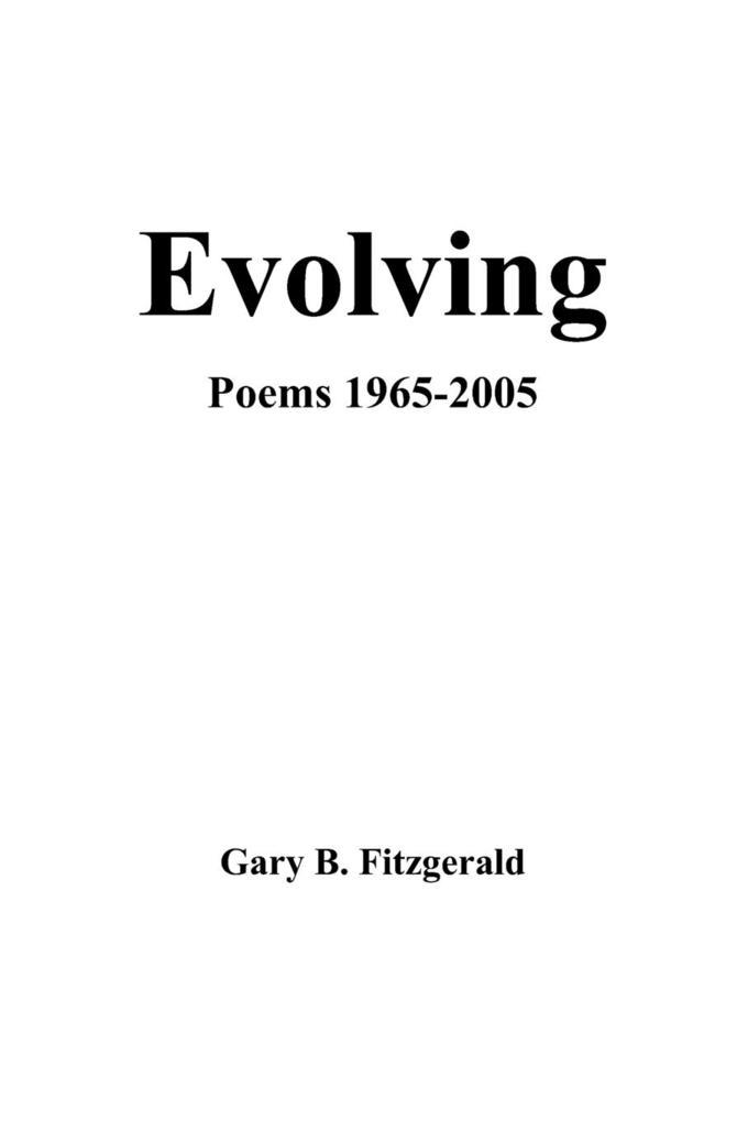 Evolving als Taschenbuch