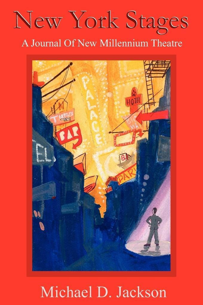 New York Stages als Taschenbuch