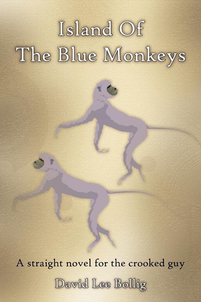 Island Of The Blue Monkeys als Taschenbuch