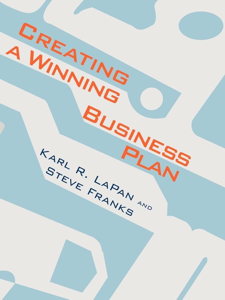 Creating a Winning Business Plan als Taschenbuch