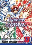 Knights of the Zodiac (Saint Seiya), Vol. 13 als Taschenbuch