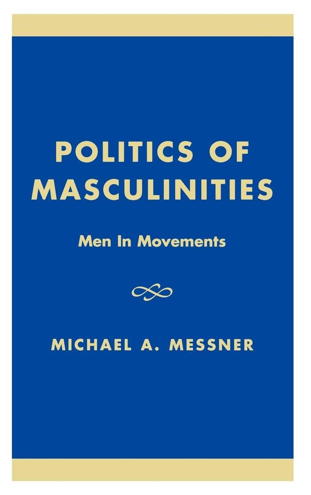 Politics of Masculinities als Buch