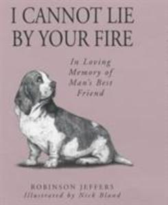 I Cannot Lie by Your Fire als Buch