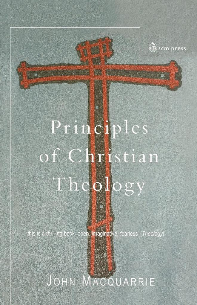 Principles of Christian Theology - Revised Edition als Buch