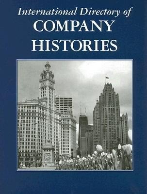 International Directory of Company Histories als Buch