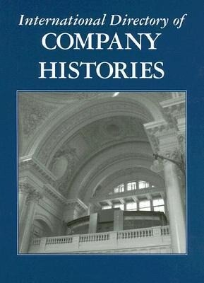 International Directory of Company Histories, Volume 78 als Buch