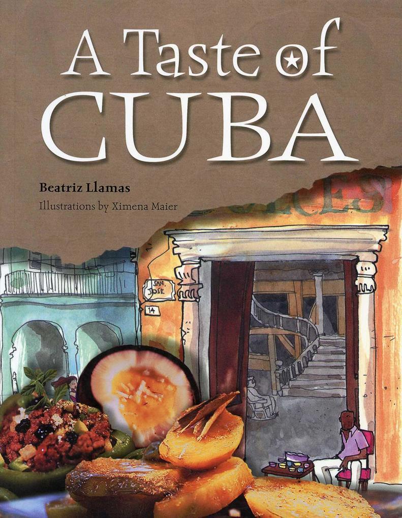 A Taste of Cuba als Taschenbuch