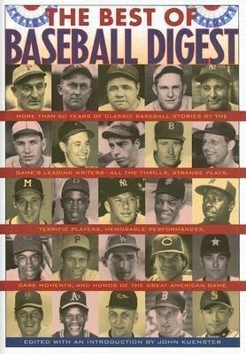 The Best of Baseball Digest als Buch
