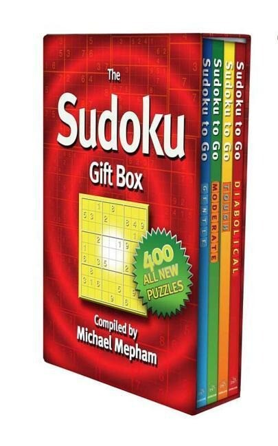 The Sudoku Gift Box als Taschenbuch
