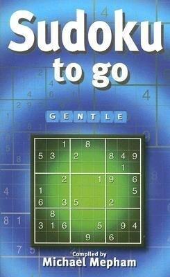 Sudoku to Go Gentle als Taschenbuch