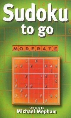 Sudoku to Go Moderate als Taschenbuch