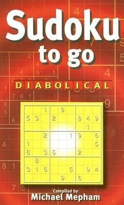 Sudoku to Go Diabolical als Taschenbuch