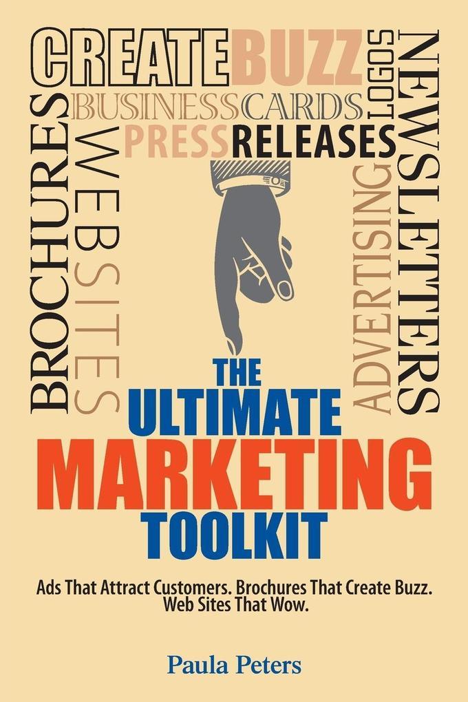 The Ultimate Marketing Toolkit als Taschenbuch