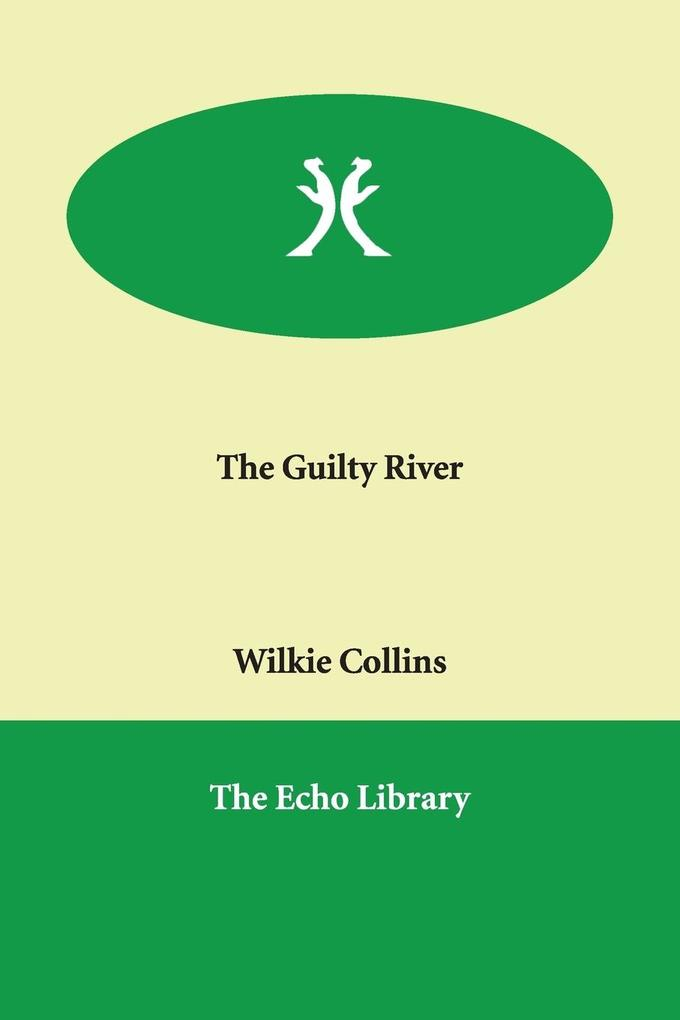 The Guilty River als Buch