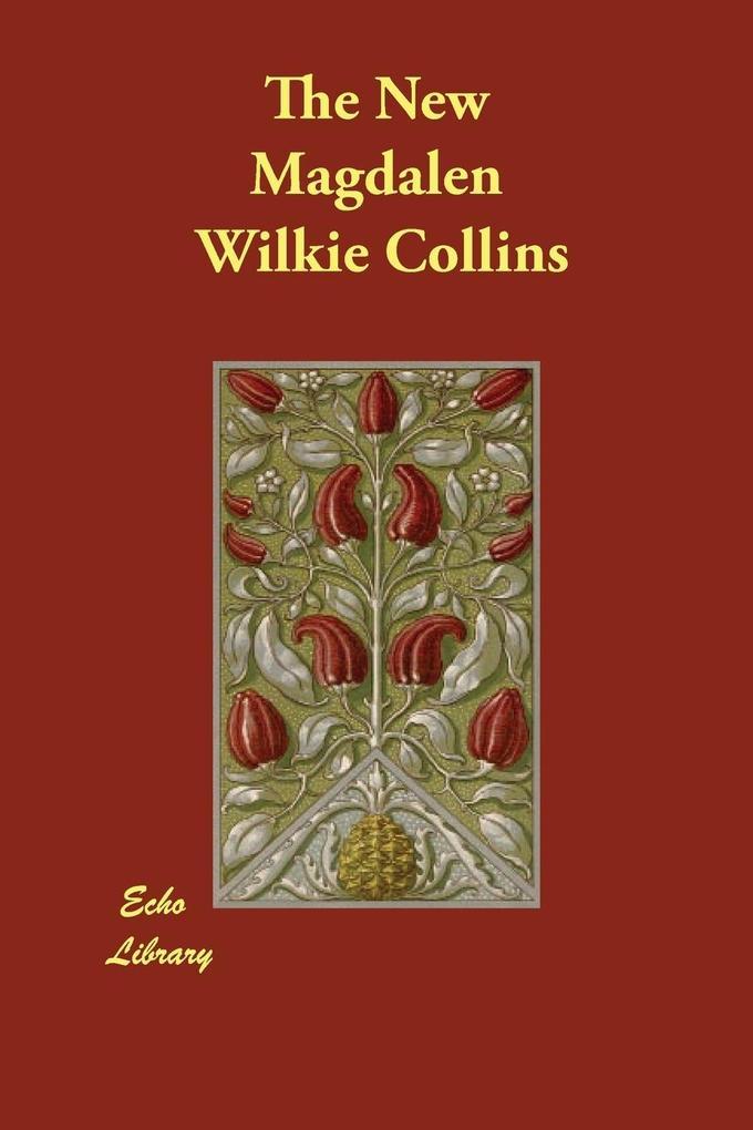 The New Magdalen als Buch