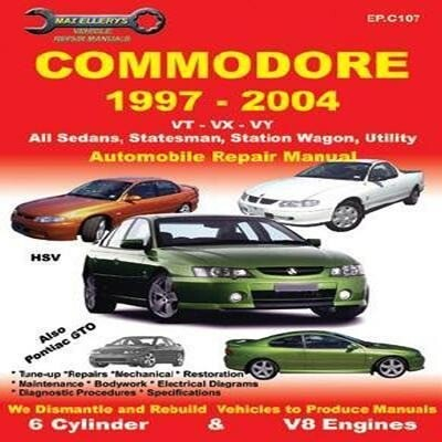 Commodore 1997-2004 als Taschenbuch