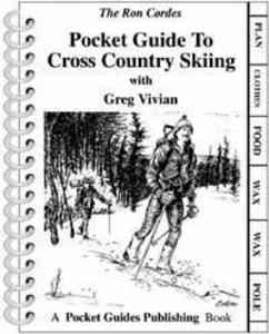 Pocket Guide to Cross Country Skiing als Taschenbuch