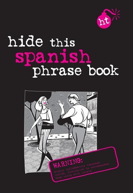 Hide This Spanish Phrase Book als Taschenbuch