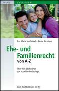 Ehe- und Familienrecht von A-Z