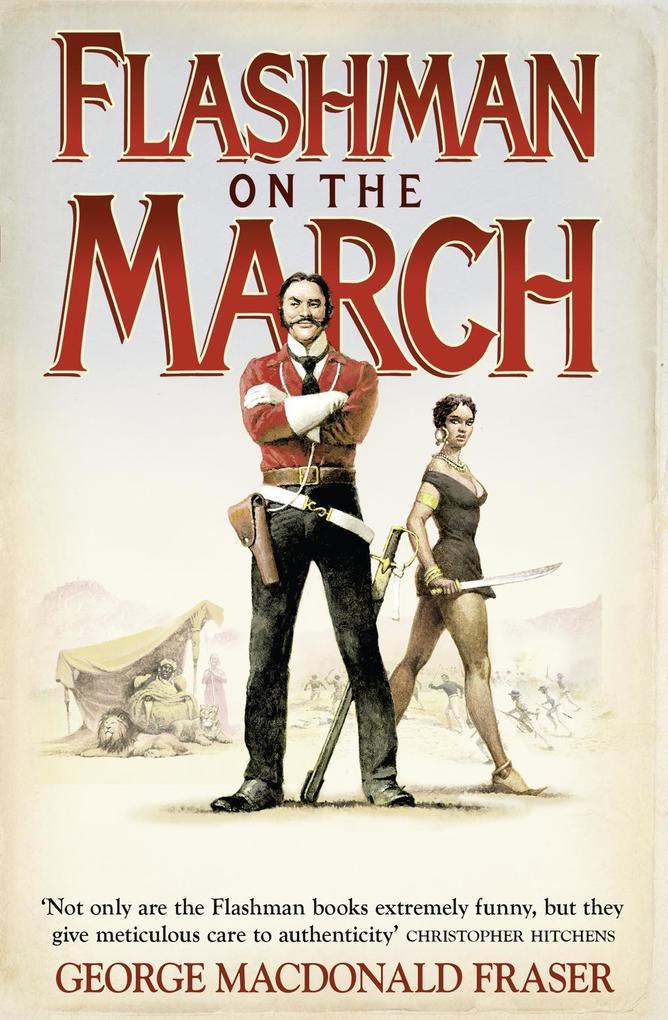 Flashman on the March als Taschenbuch