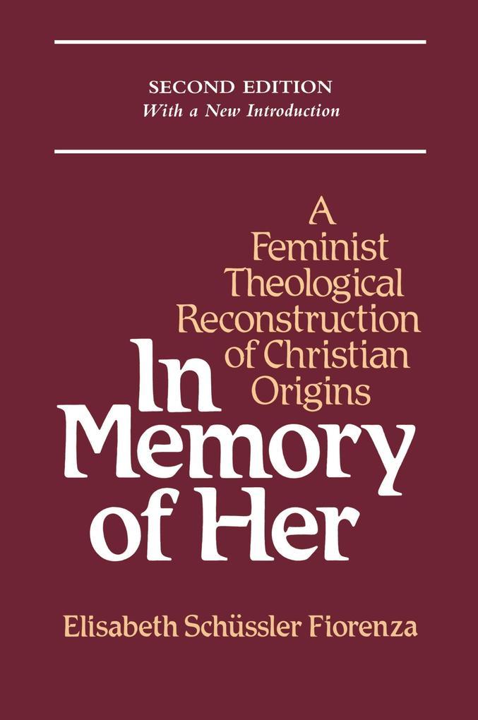 In Memory of Her als Buch