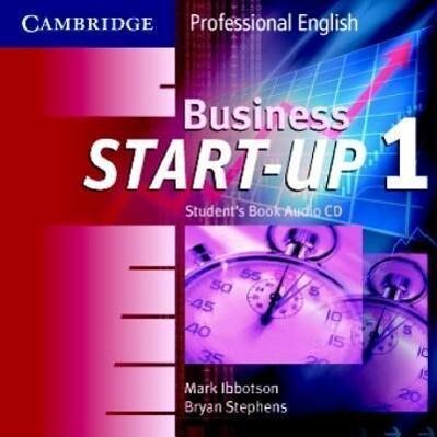 Business Start-Up 1 Audio CD Set (2 CDs) als Software