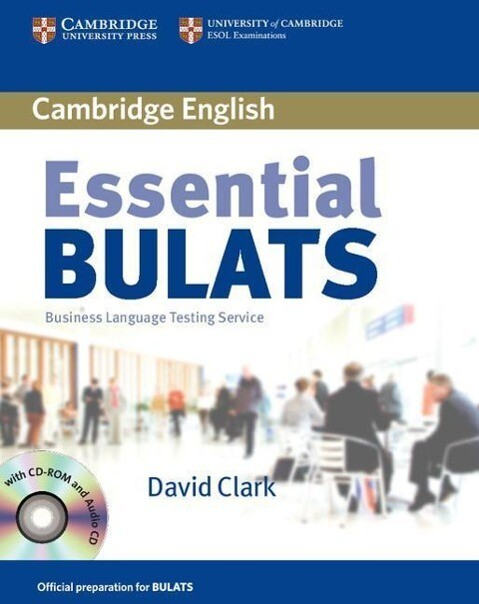Essential BULATS with Audio CD and CD-ROM als Buch