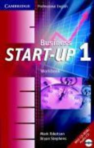 Business Start-Up 1 Workbook with Audio CD/CD-ROM als Buch