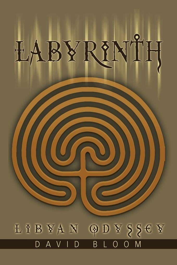 Labyrinth: Libyan Odyssey als Buch
