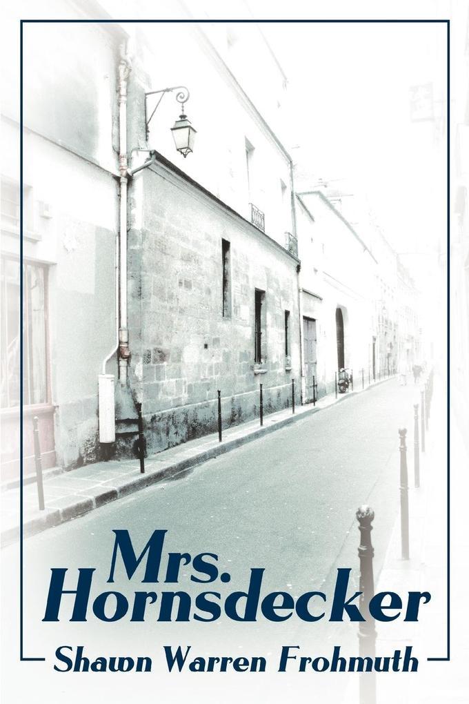 Mrs. Hornsdecker als Buch