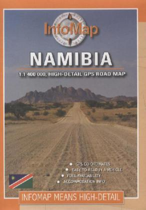 Namibia als Buch
