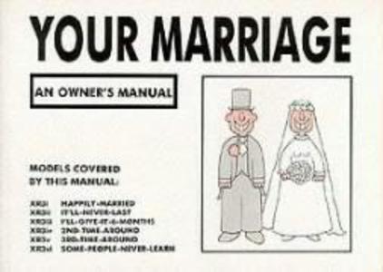 Your Marriage als Taschenbuch