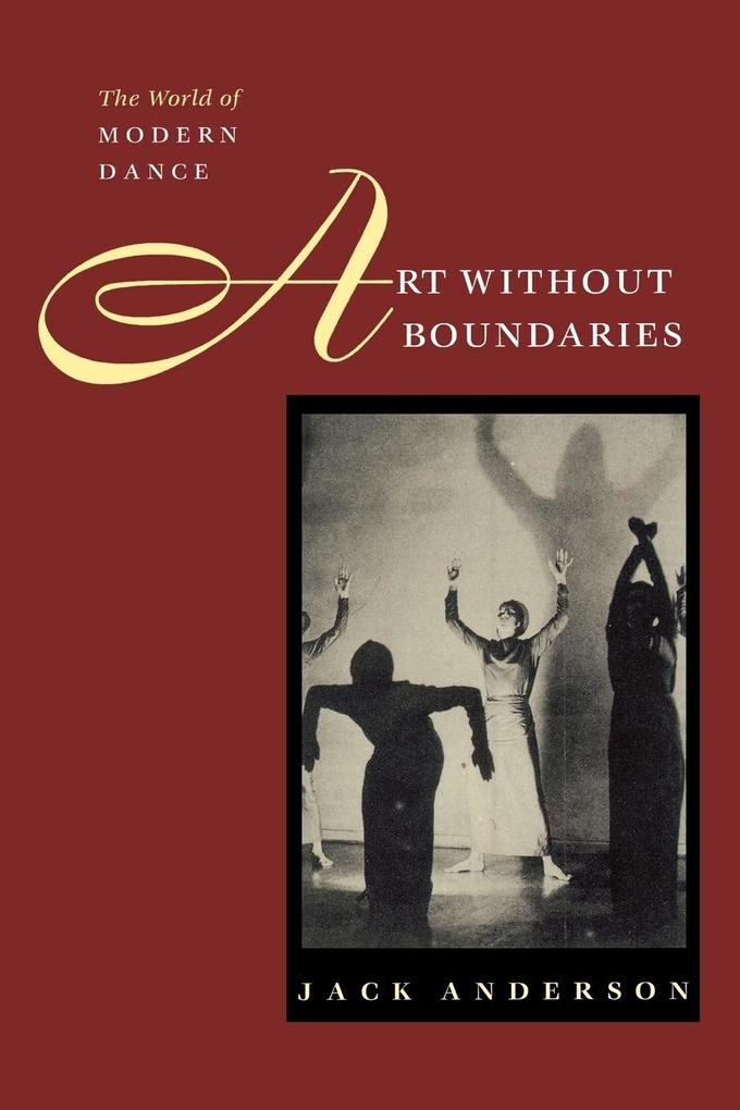 Art without Boundaries - the world of Modern Dance als Taschenbuch