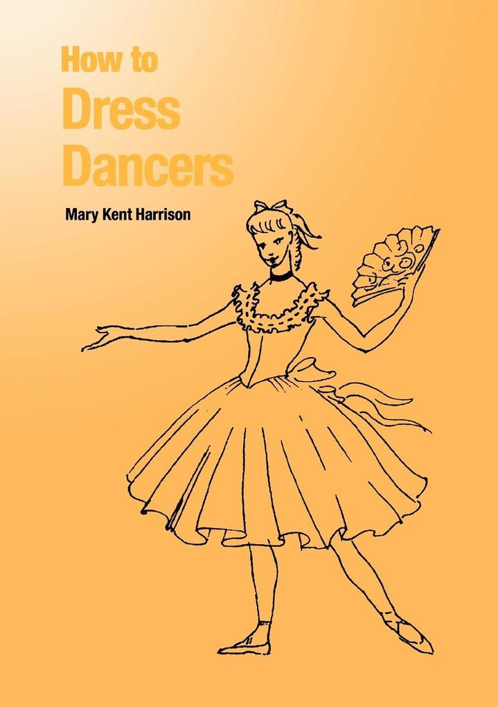 How to Dress Dancers als Buch
