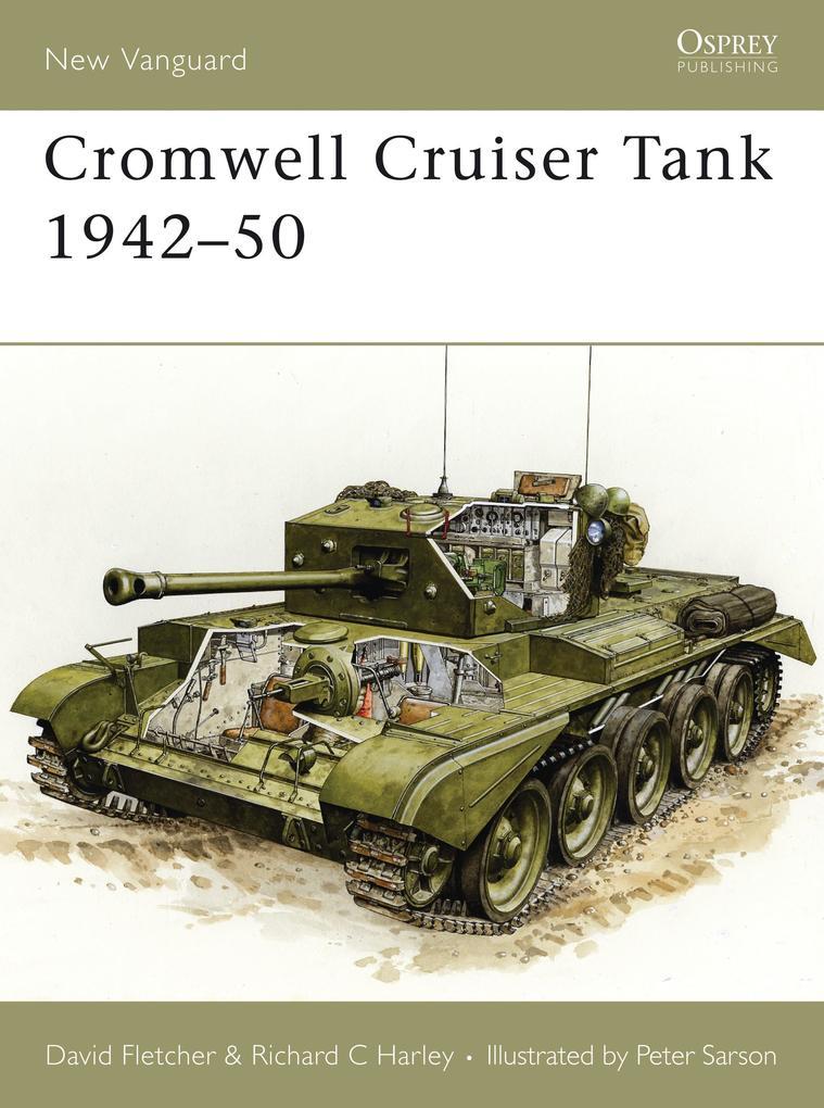 Cromwell Cruiser Tank 1942-50 als Taschenbuch