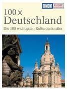 DuMont Kunst-Reiseführer 100 x Deutschland