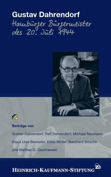 Gustav Dahrendorf als Buch
