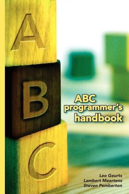 ABC Programmer's Handbook als Taschenbuch