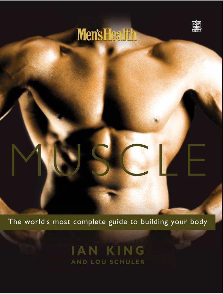 Men's Health Muscle als Taschenbuch